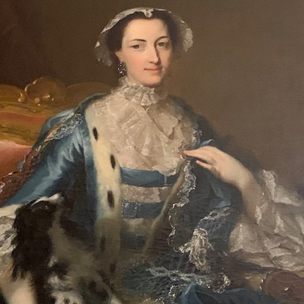 Frauen an der Seite von Landgraf Friedrich II. | Maria von Großbritannien