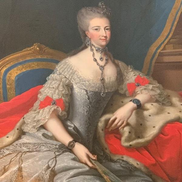 Frauen an der Seite von Landgraf Friedrich II. | Philippine von Brandenburg-Schwedt